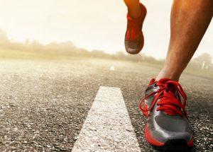 Running a marathon can cause kidney damage