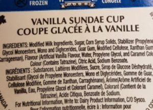 Wholesome Farms Ice Cream Recalled Over Possible Listeria Contamination