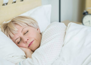 Disease that occurs early through frequent nightmares